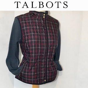Talbots Women's Vest